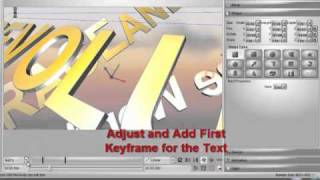 Create 3D Title Animation With Aurora 3D Animation Maker