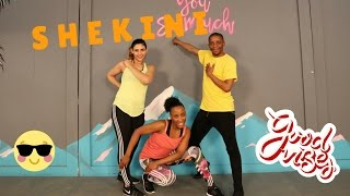 Shekini | Dance Workout | PSquare | Afrovibe | African Dance Workout