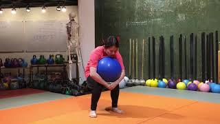 송** 회원 스톤 리프팅 50kg 성공
