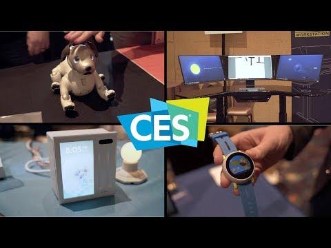 Interesting Tech at Pepcom CES 2019 Day 2