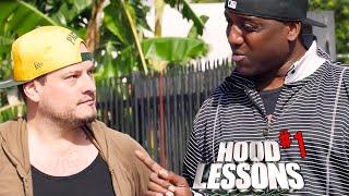 Hood Lessons Episode 1: Black Guy Nods