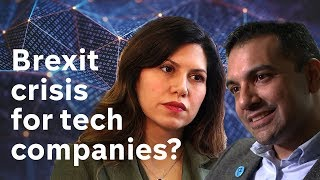 Could Brexit cause an immigration crisis for tech firms?