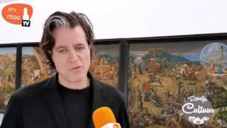 Werner Tübke 'Meesterschilder tussen Oost en West' Museum de Fundatie'