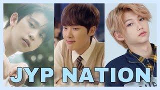 THE MOST HANDSOME ARTIST UNDER JYP NATION (DAY6, GOT7, STRAY KIDS, 2PM, BOY STORY, JYP ACTORS, etc.)