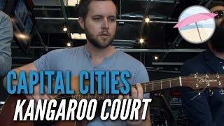 Capital Cities - Kangaroo Court (Live at the Edge)