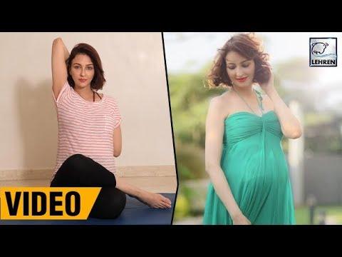 Xxx Mp4 Pregnant Saumya Tandon Flaunts Her Baby Bump In Maternity Shoot 3gp Sex