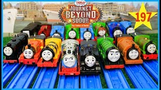 Thomas and Friends The Great Race #197 TrackMaster Journey Beyond Sodor  THOMAS & FRIENDS TOY TRAINS