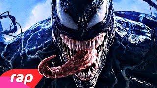Rap do Venom (Homem-Aranha) - NÓS SOMOS VENOM   NERD HITS