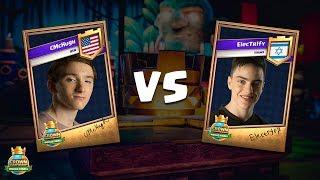 CCGS World Finals Round 1 - CMcHugh vs Electr1fy