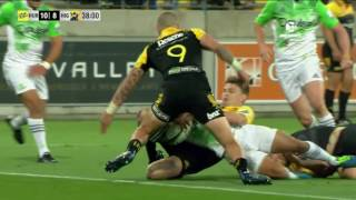2017 Super Rugby Round 4: Hurricanes v Highlanders