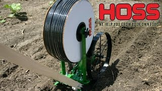 The HOSS Tools Drip Tape Layer