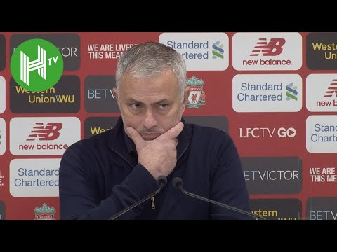 Xxx Mp4 Liverpool 3 1 Man Utd Jose Mourinho I Am Tired From Just Looking At 'incredible' Andy Robertson 3gp Sex