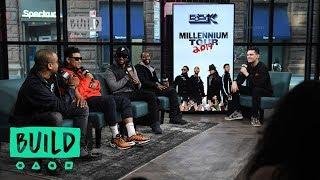 "B2K Talks About Their Reunion For ""The Millennium Tour"""