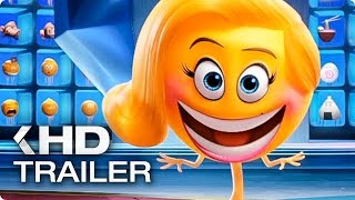 "THE EMOJI MOVIE ""Meet Smiler"" Clip & Trailer (2017)"