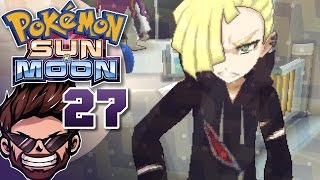 Pokemon Sun & Moon Playthrough w/ ShadyPenguinn Part 27 | Gladion's Rage!
