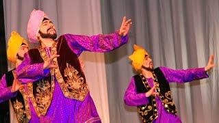 Ek Dana  Bhangra Indian Dance Group  Mayuri Petrozavodsk Russia