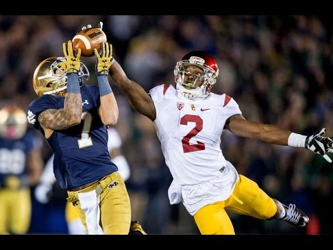 USC @ Notre Dame 2015 Full Condensed Game