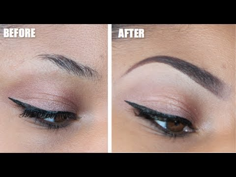 The Perfect Eyebrow | Tutorial