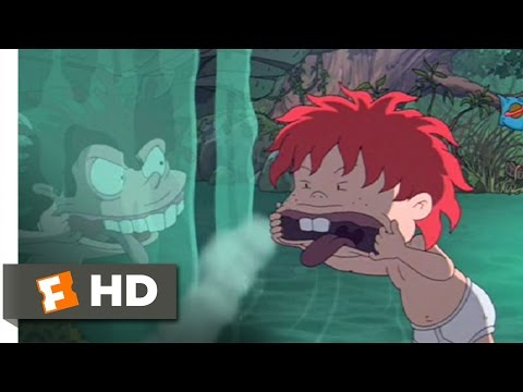 Rugrats Go Wild 6 8 Movie CLIP Chuckie vs. Donnie 2003 HD