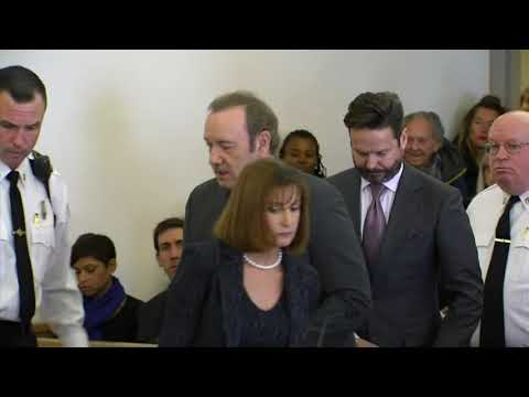 Xxx Mp4 Kevin Spacey Pleads Not Guilty To Groping Charge 3gp Sex