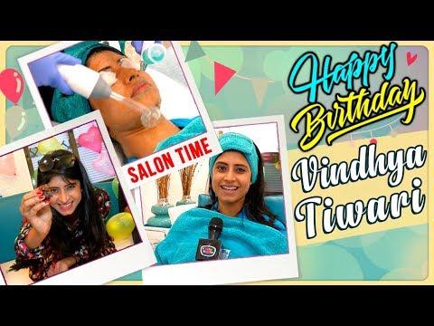 Xxx Mp4 Vindhya Tiwari Celebrates Her Birthday At A Salon With Tellymasala Birthday Special 3gp Sex
