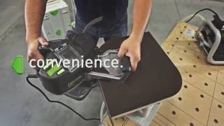 Festool Power Tools. Made in Germany. Now in India
