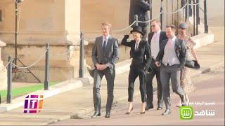 تفاصيل مضحكة أثناء حفل الزفاف الملكي البريطاني