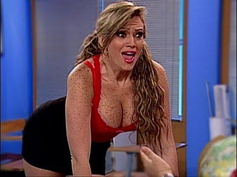 A Que Te Ríes La alumna Sabrina