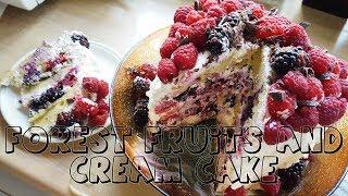 Petronela - make your Forest fruits cream cake