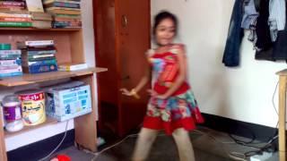 Prem korechi, besh korechi dance by maimuna