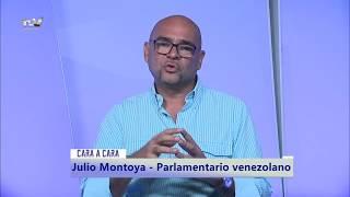 El Cartel de los Soles es una realidad en Venezuela según parlamentario Julio Montoya