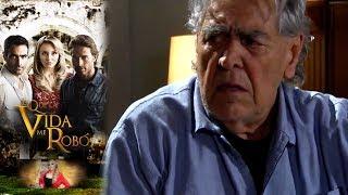 ¡El padre Anselmo está vivo! | Lo que la vida me robó - Televisa