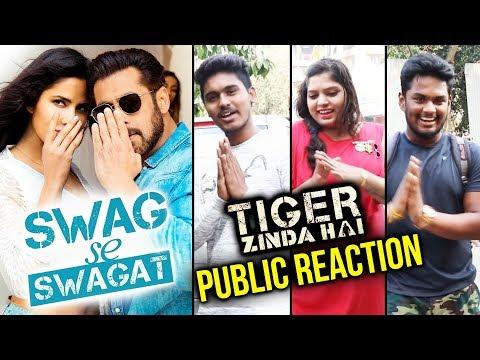 Xxx Mp4 Swag Se Swagat FULL SONG Public Reaction Tiger Zinda Hai Salman Khan Katrina Kaif 3gp Sex