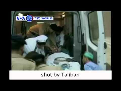 Xxx Mp4 Pakistani School Girl Shot By Taliban Gunmen Now In Englandfor Medical Treatment 3gp Sex