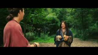 Michael Angarano in The Forbidden Kingdom Gag Reel