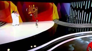 فايز المالكي يتحدى الساحر معين البستكي فيخفيه من البرنامج HD