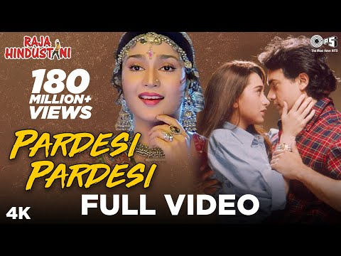 Xxx Mp4 Pardesi Pardesi Video Song Raja Hindustani Aamir Khan Karisma Kapoor Udit N Alka Y 3gp Sex