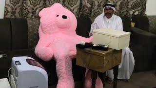 فهد العرادي : مقلب الدمية بالخال بوطلال - أغمى عليه !!