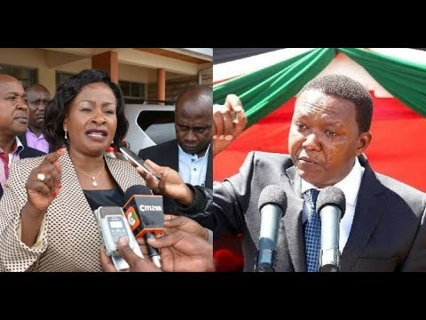 Breaking News COURT OF APPEAL nullifies Alfred Mutua s election says he was not validly elected