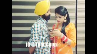 Punjabi couple love