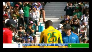 South Africa beat England by 9 wickets in the 2nd T20
