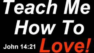 Teach Me How To Love, Musiq SoulChild - (CHRISTIAN REMIXX!)