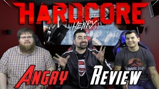 Hardcore Henry Angry Movie Review