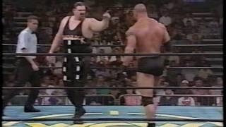 Roadblock vs. Bill Goldberg [WCW 1997-10-11]