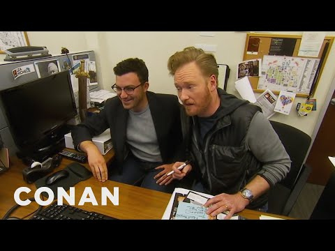 Conan Staffers Parents Give Tips On Improving The Show CONAN on TBS