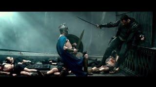 300 Rise of an empire 3rd Battle - Part 2 - HD