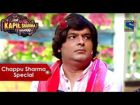 Chappu Sharma In Kapil Sharma Show   The Kapil Sharma Show   Best Of Comedy