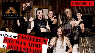 Episode 16: Making of Ensiferum album One Man Army - DDD shouts