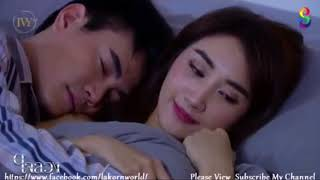 Romantic love story /Force kiss Thai drama –best collection scene