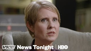 Cynthia Nixon Is Trying To Be The Next Liberal Hero Of New York (HBO)